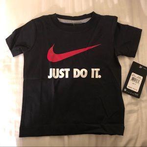 "Toddler Nike ""Just Do It"" T-shirt"
